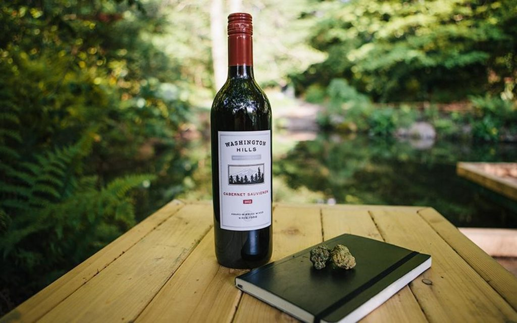 The Leafly Wine and Cannabis Pairing Guide