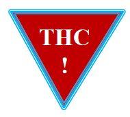 CA THC Symbol