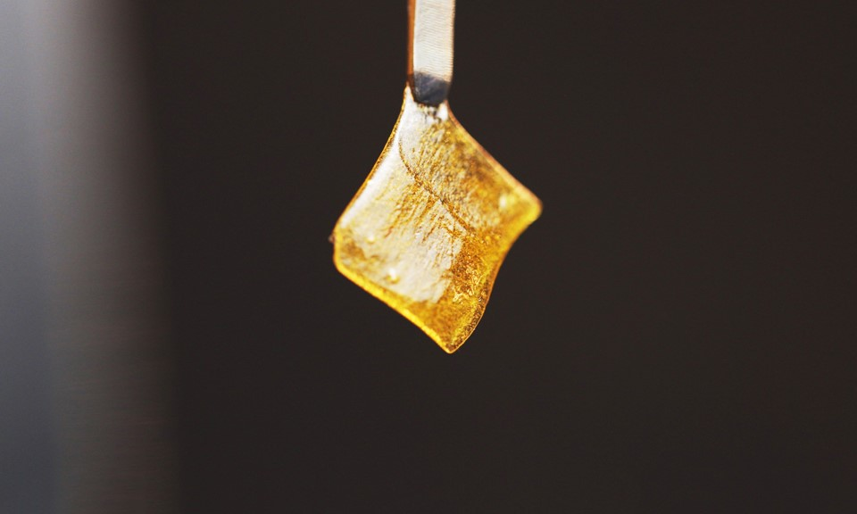 how to make pot wax at home