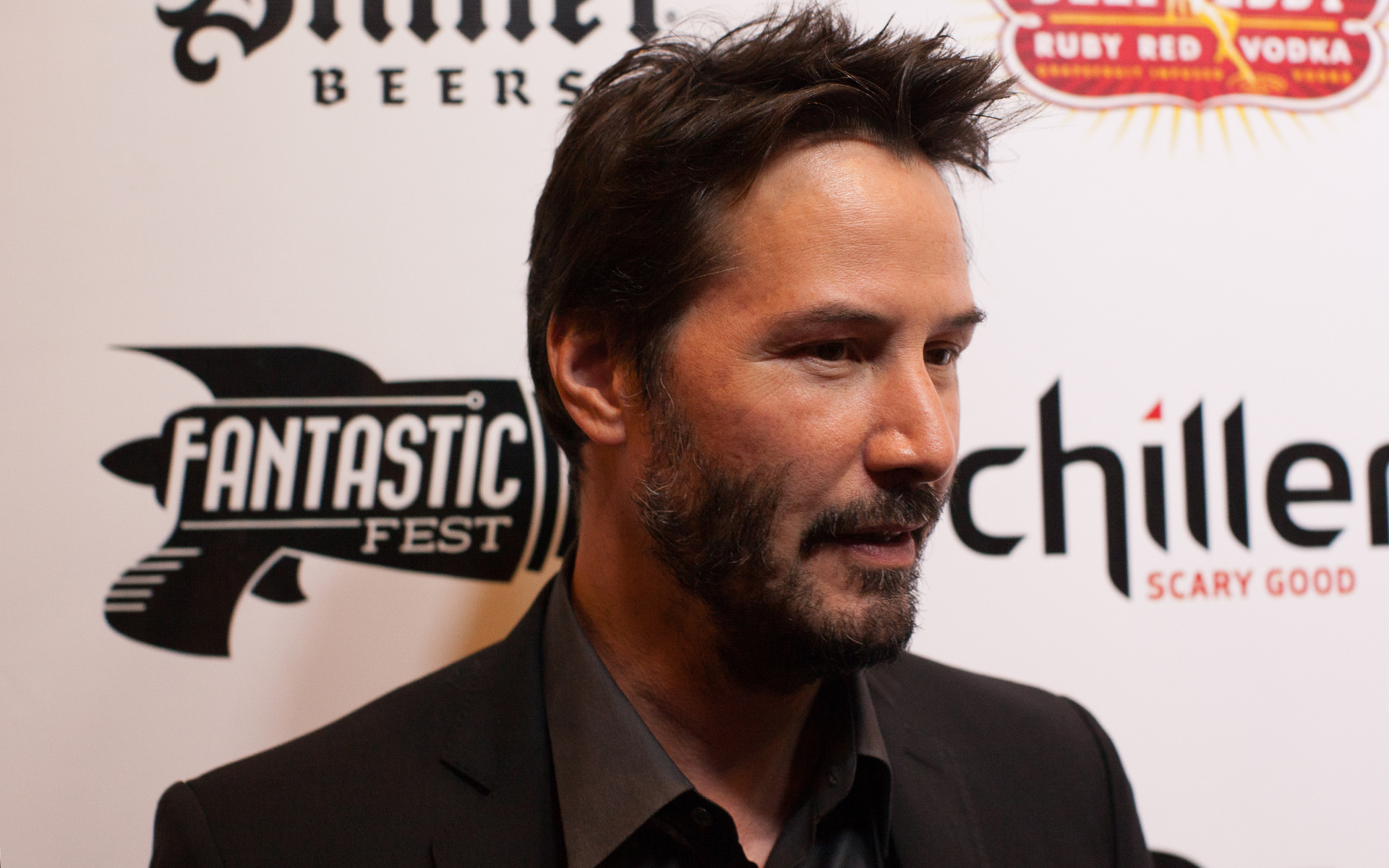 Is This Keanu Reeves Movie Character Stoned?