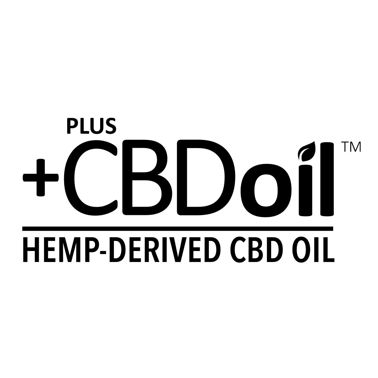 PlusCBD Oil logo