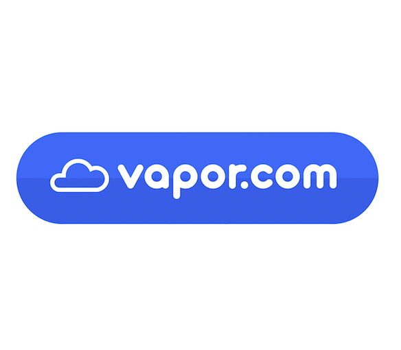 vapor.com logo