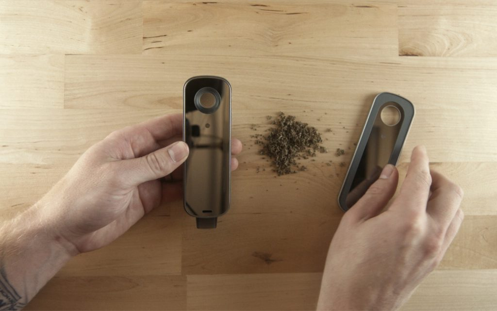 firefly 2 portable vaporizer review - loading and operating