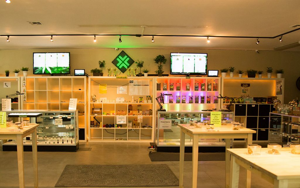 Green Acres Santa Cruz Medical Marijuana Dispensary Northern California Leafly List