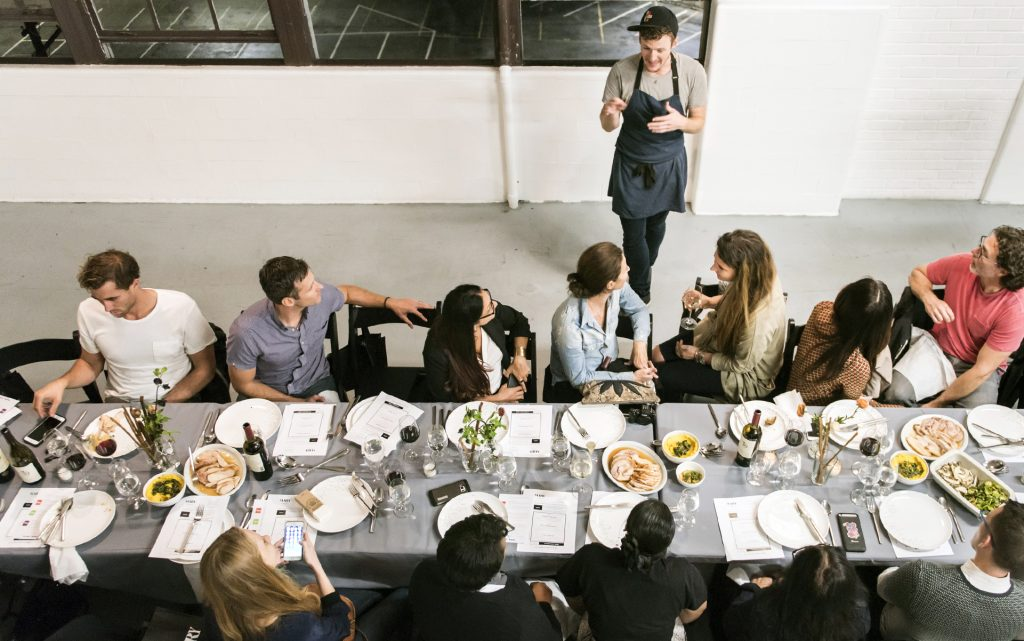 Leafly Cannabis-Infused Dinner Party