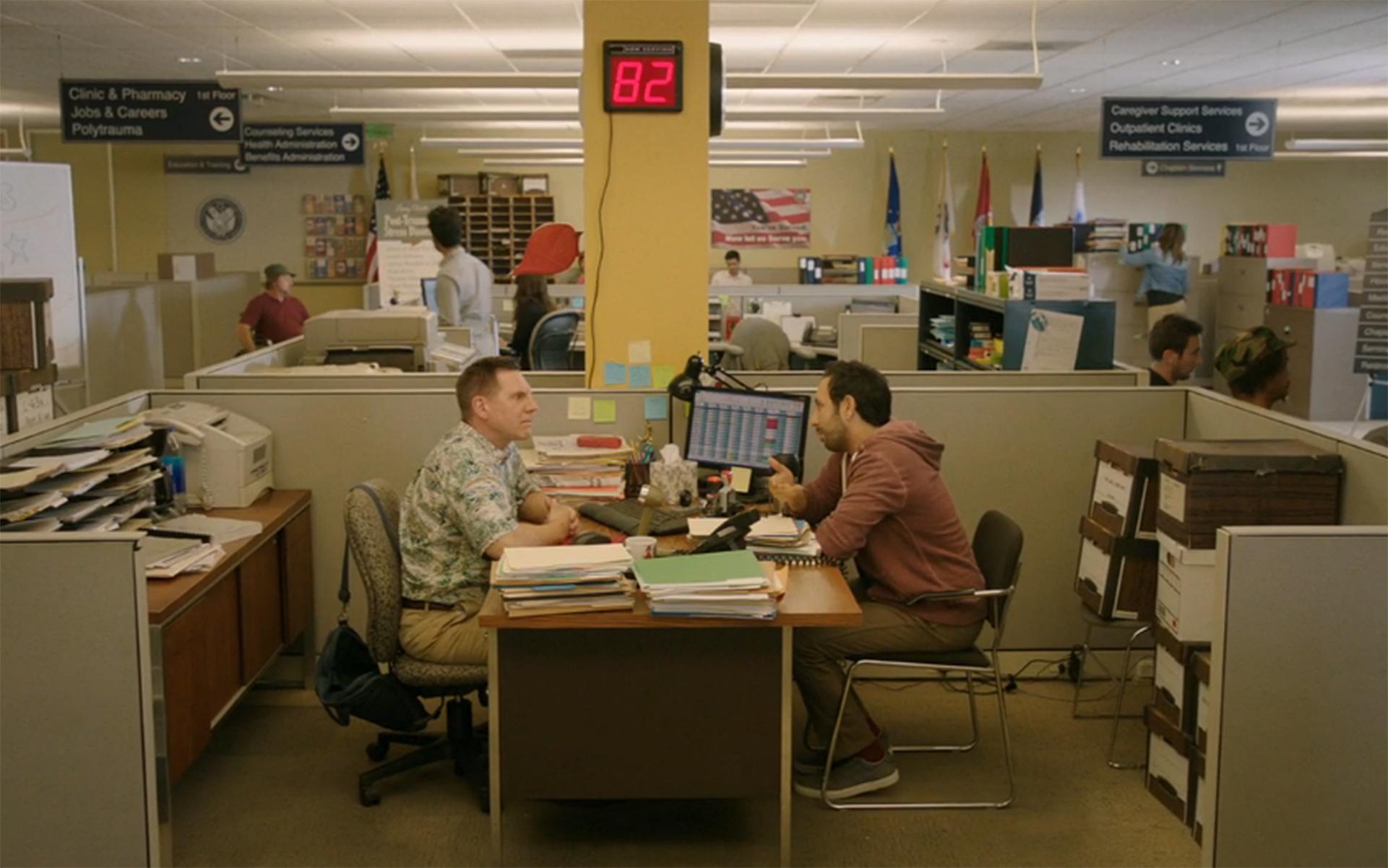 'You're the Worst' season 3: Edgar's VA meeting