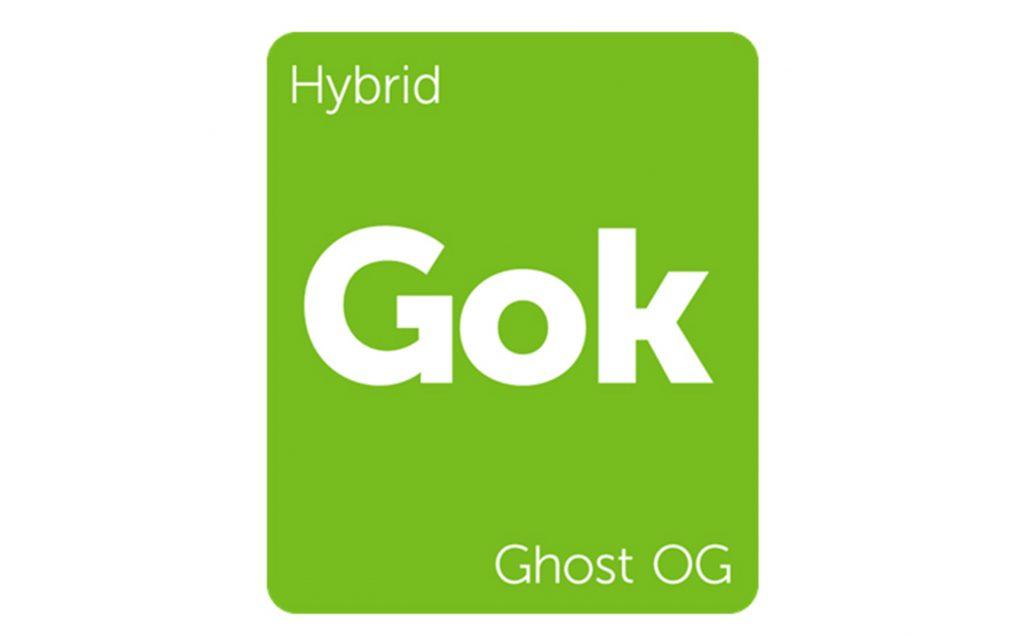 Leafly Ghost OG hybrid cannabis strain