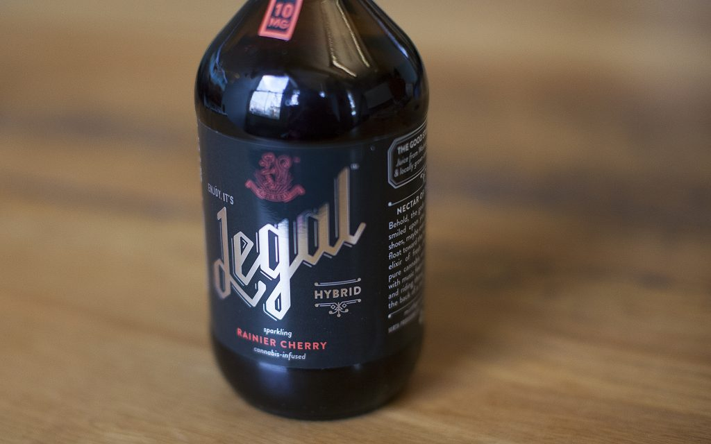 Cannabis-Infused Drink: Legal Sodas by Mirth Provisions