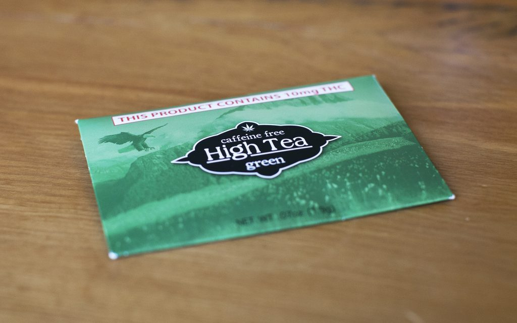 Cannabis-Infused Tea: High Tea by Evergreen Herbal