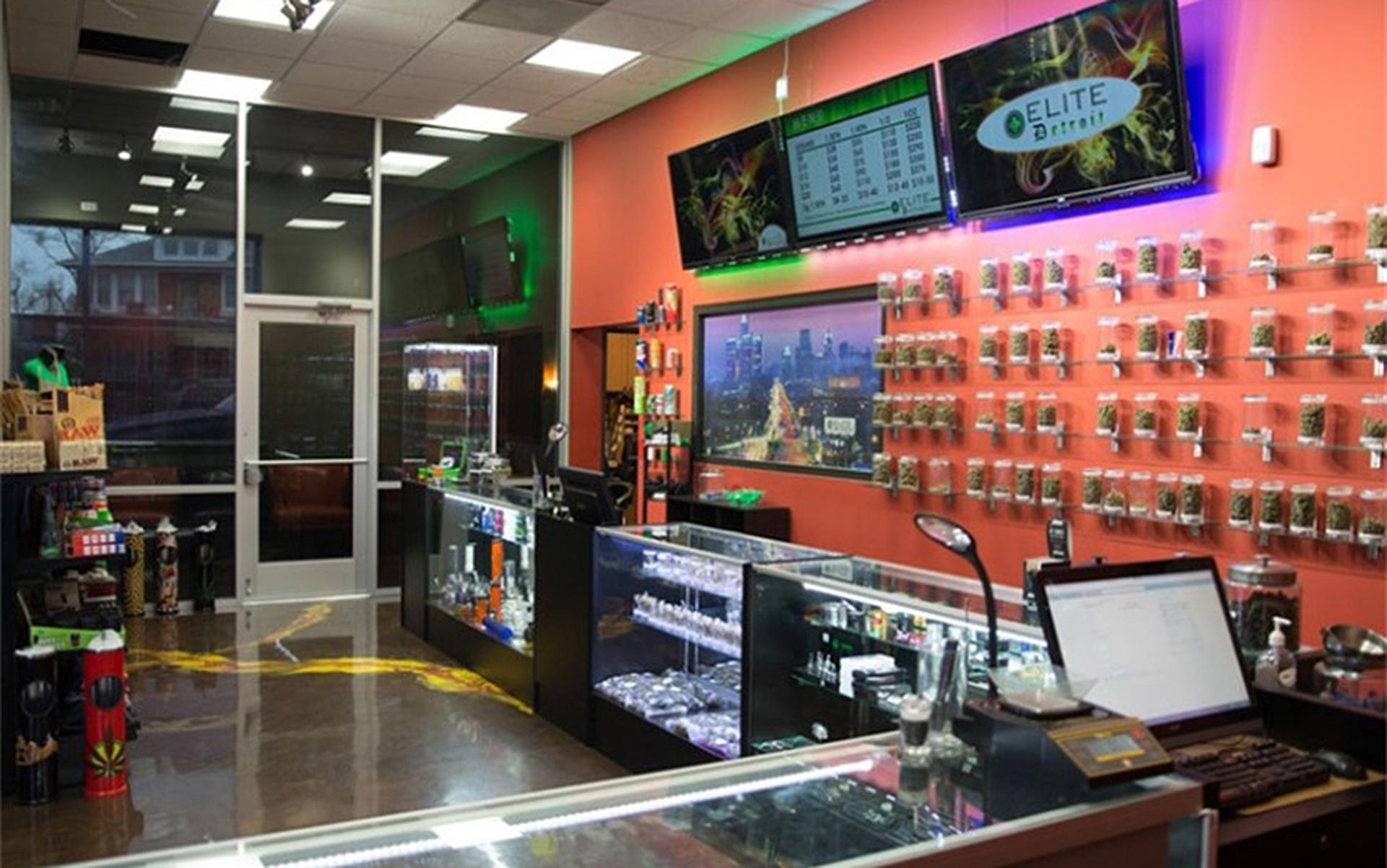 Elite Detroit Medical Marijuana Dispensary Detroit Michigan November Leafly LIst