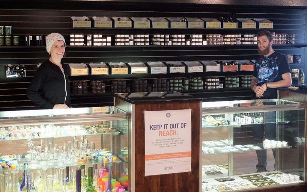 Nectar Gresham Oregon Marijuana Dispensary November Leafly List