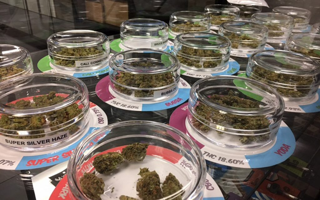 Swell Medical Marijuana Dispensary in Phoenix Arizona - November Leafly List