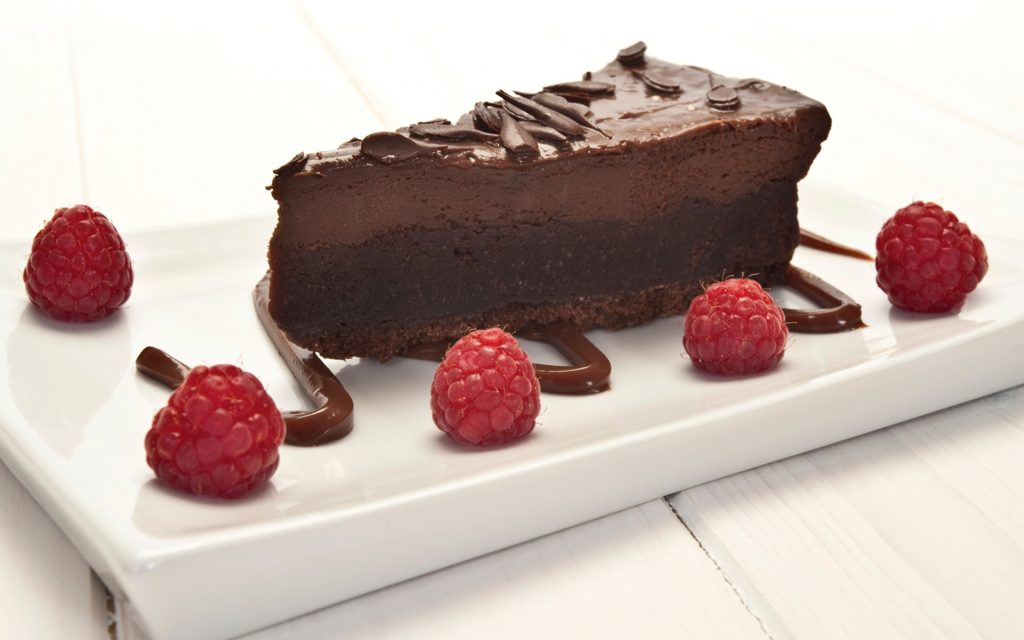"""Marijuana-Infused """"No-Bake"""" Dark Chocolate Raspberry Cheesecake Dessert Recipe"""