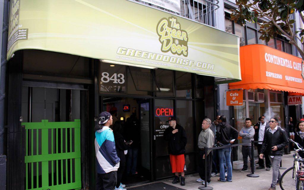 Green Door Northern California Medical Marijuana Dispensary — Leafly List Spring 2017