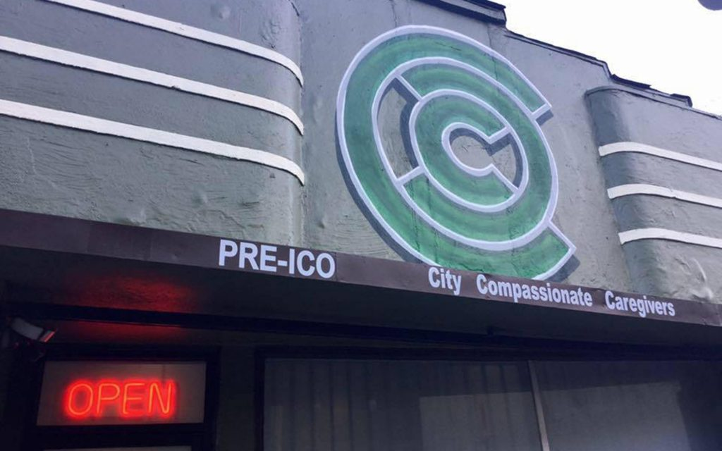 City Compassionate Caregivers Southern California Marijuana Dispensary —Leafly List Spring 2017