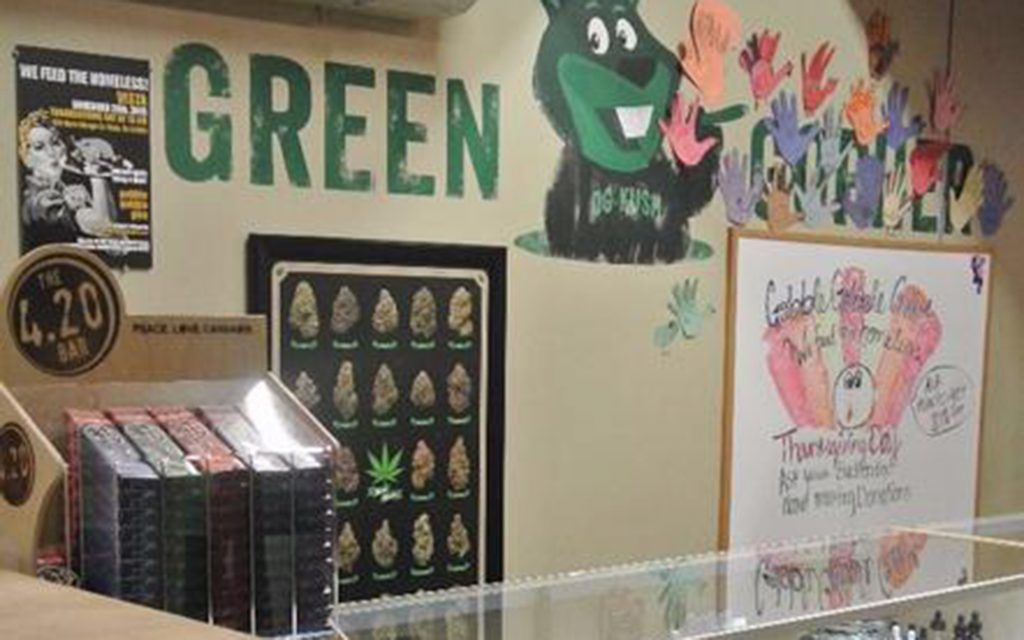 Green Gopher Southern California Marijuana Dispensary —Leafly List Spring 2017