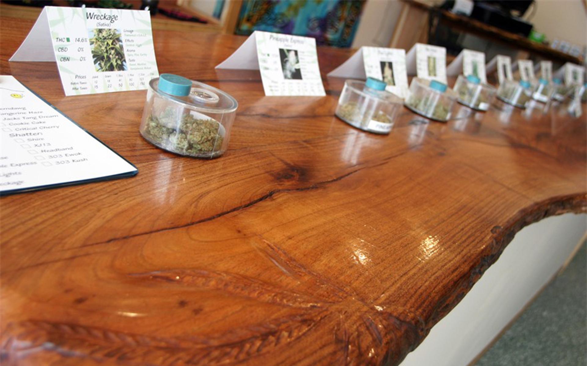 Faragosi Farms Colorado Marijuana Dispensary — Leafly List Spring 2017