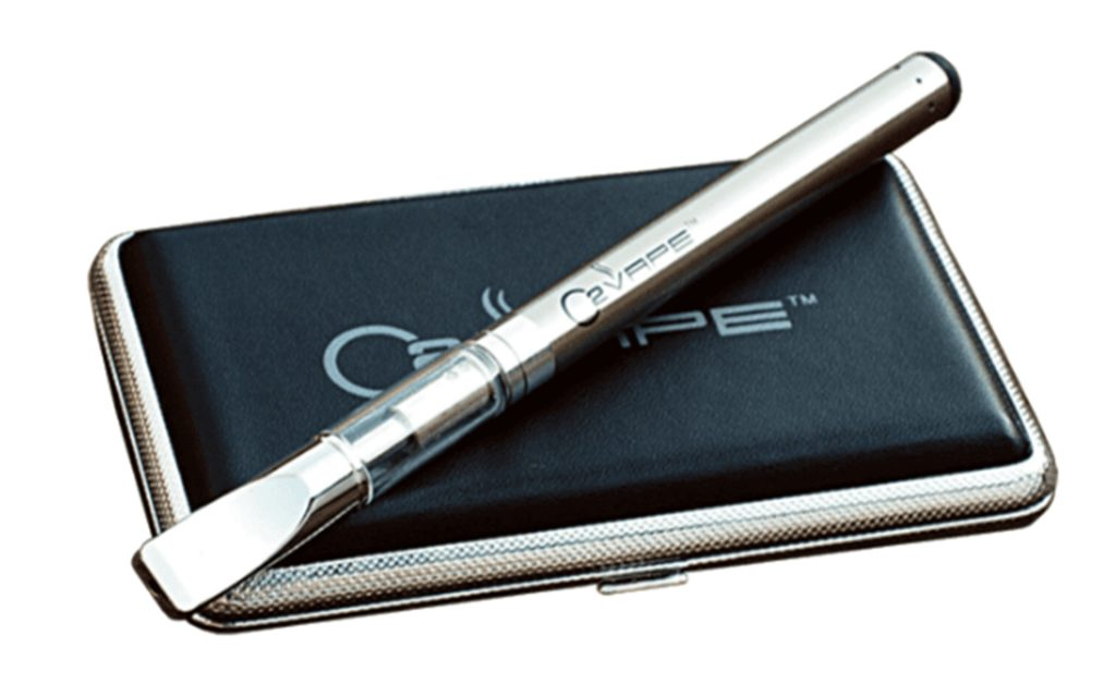 Best Vape Pen Pick #6 Stainless Steel vape pen by O2 vape