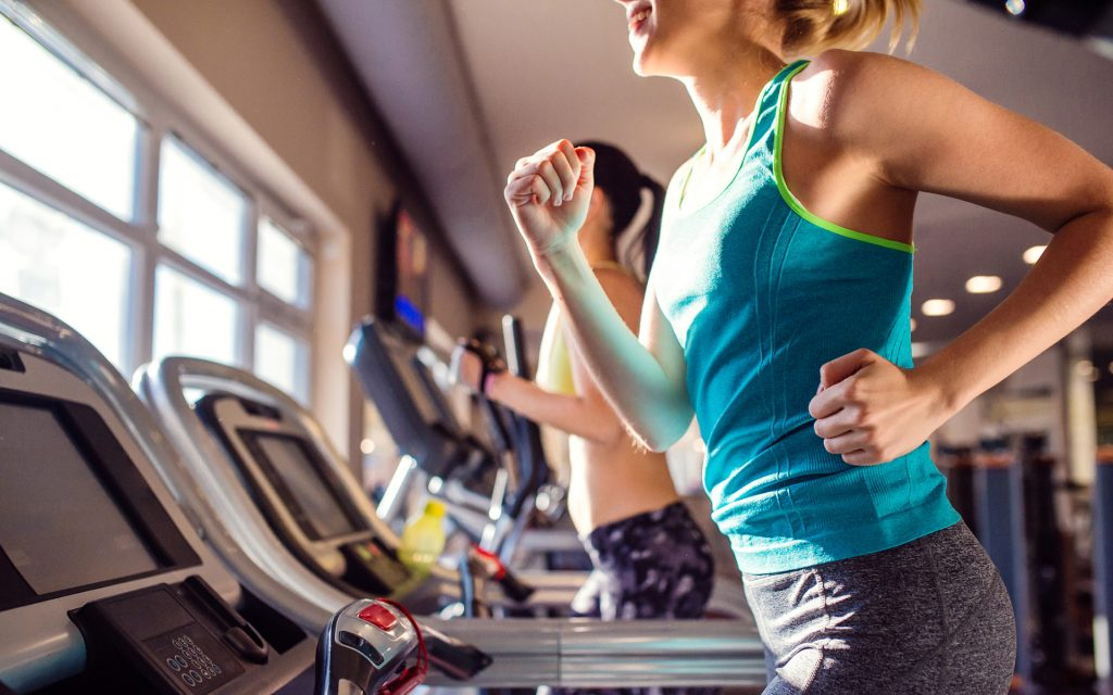 Exercise is a great detoxing method to cleanse your body of marijuana