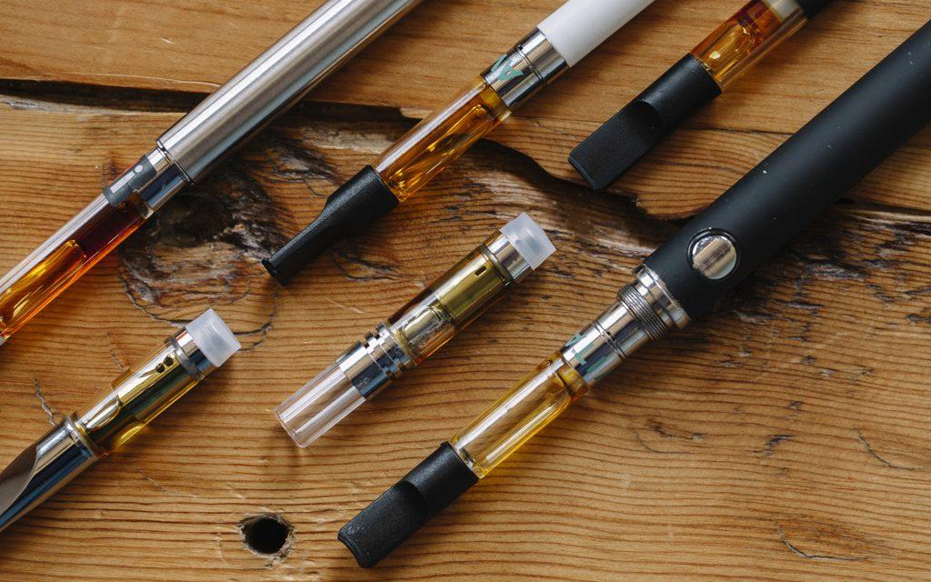 Cannabis vape pens