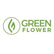 Green Flower Media Logo