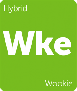 Wke Wookie Leafly cannabis strain tile