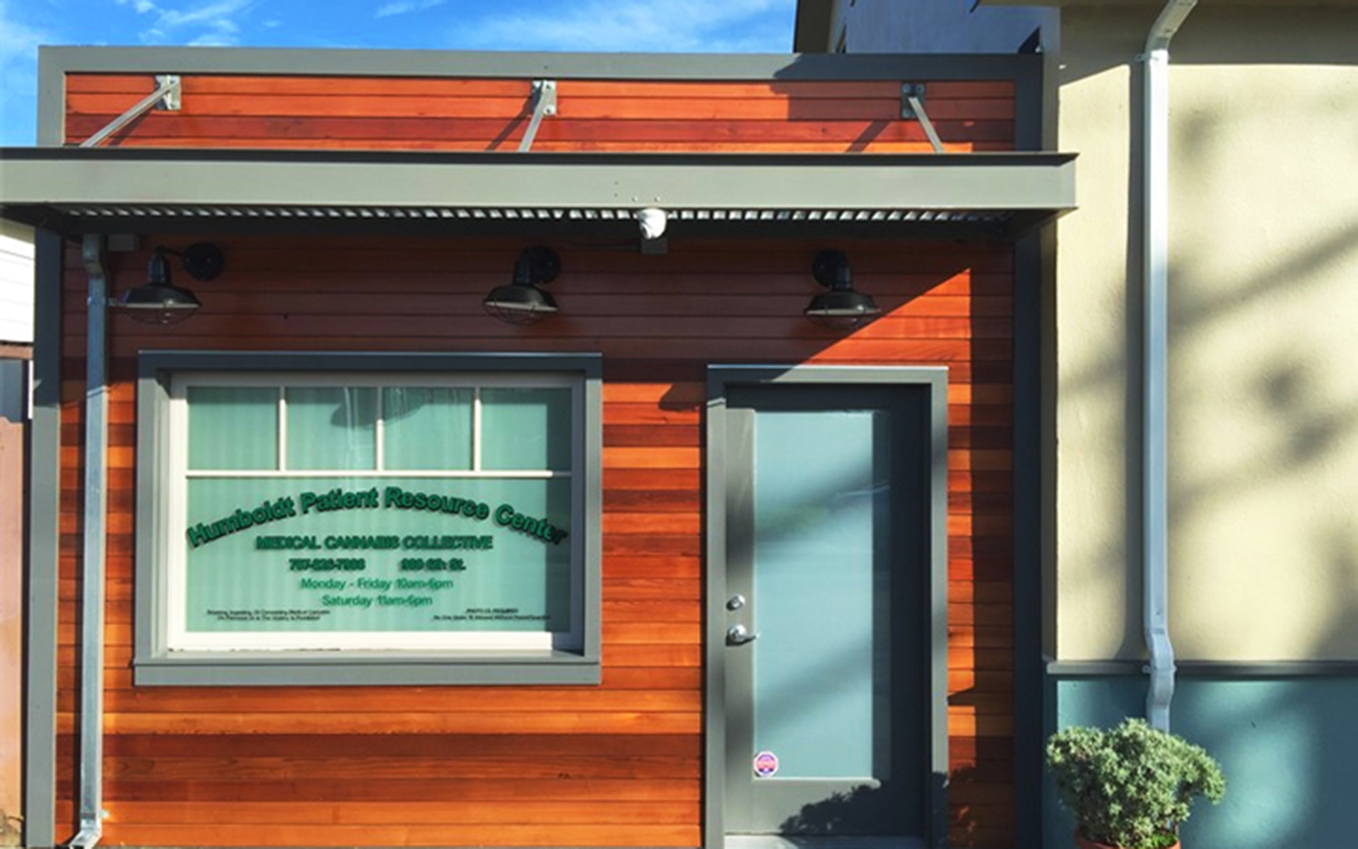 Humboldt Patient Resource Center medical marijuana dispensary in Arcata, California
