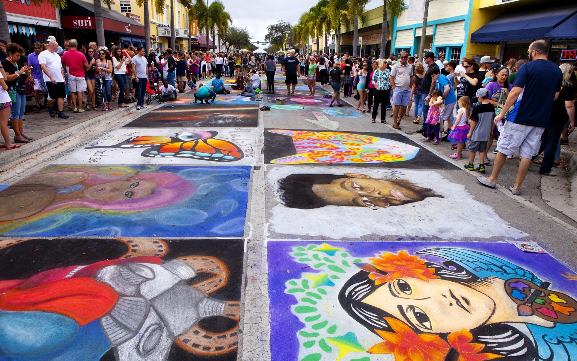 The Best High Art Walks in Major Cannabis Markets   Leafly
