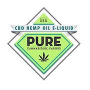 PureCBDvapors.com Logo