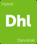 Dancehall Leafly cannabis strain tile