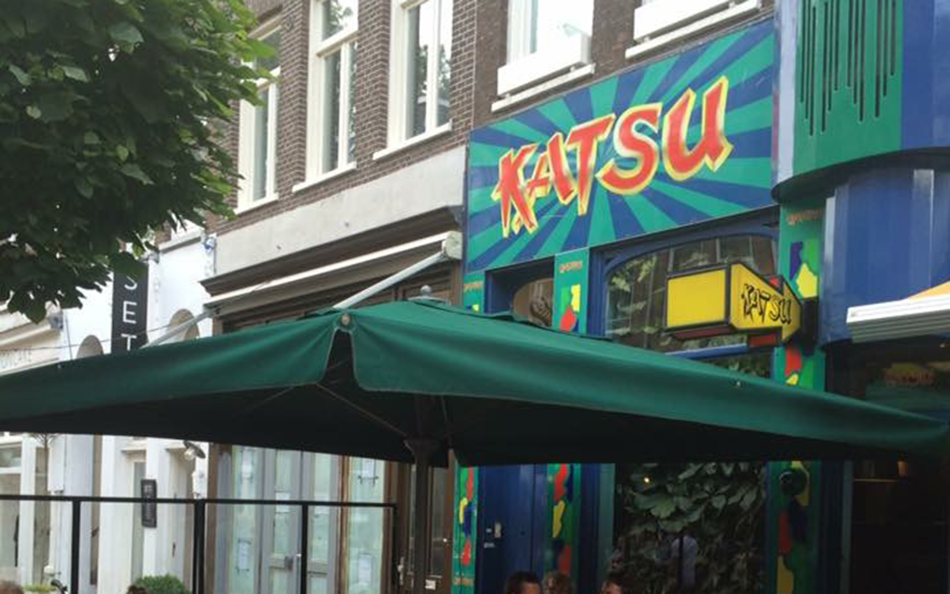 Amsterdam Cannabis Coffeeshop: Katsu