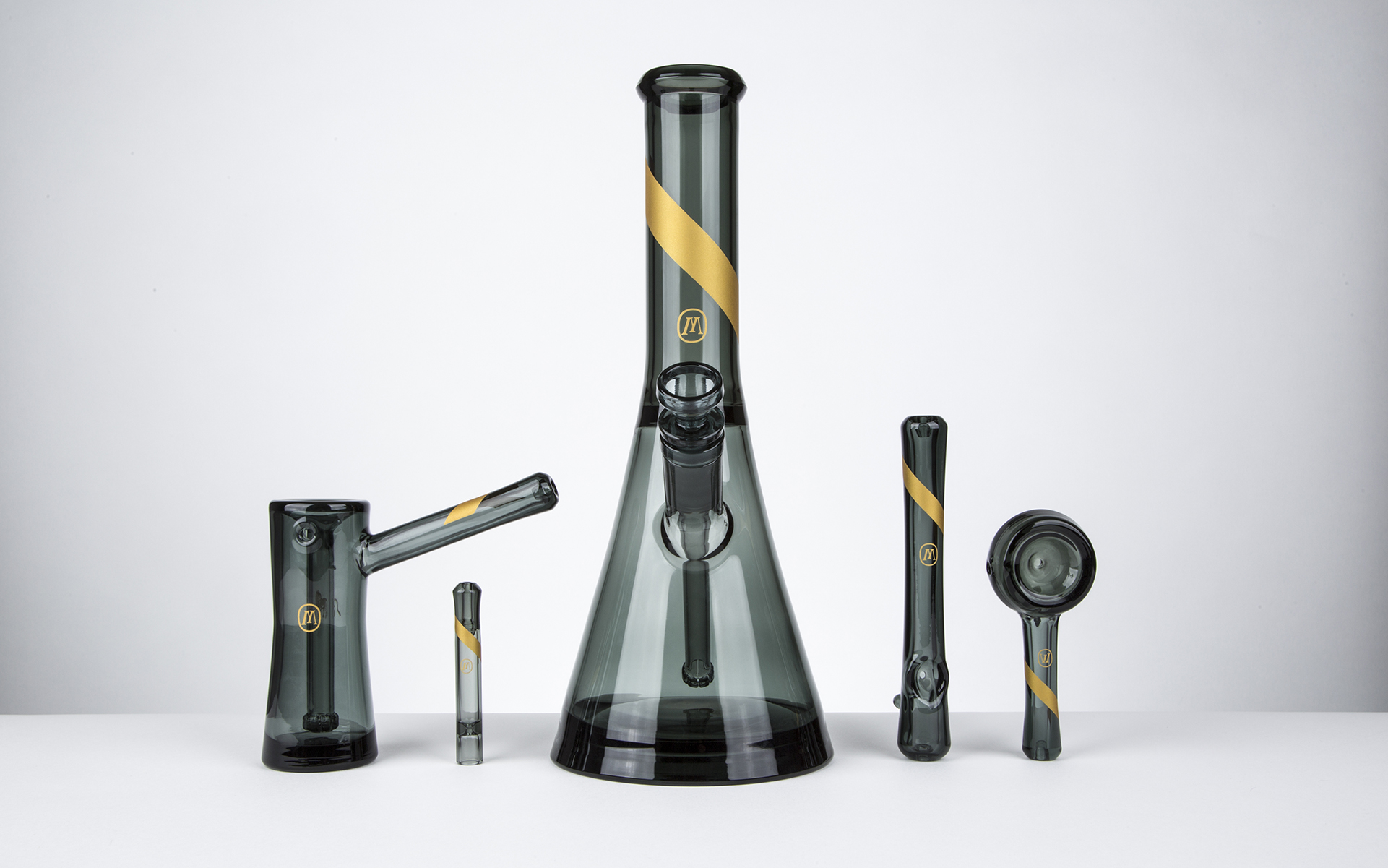 marley natural glass smoking accessories