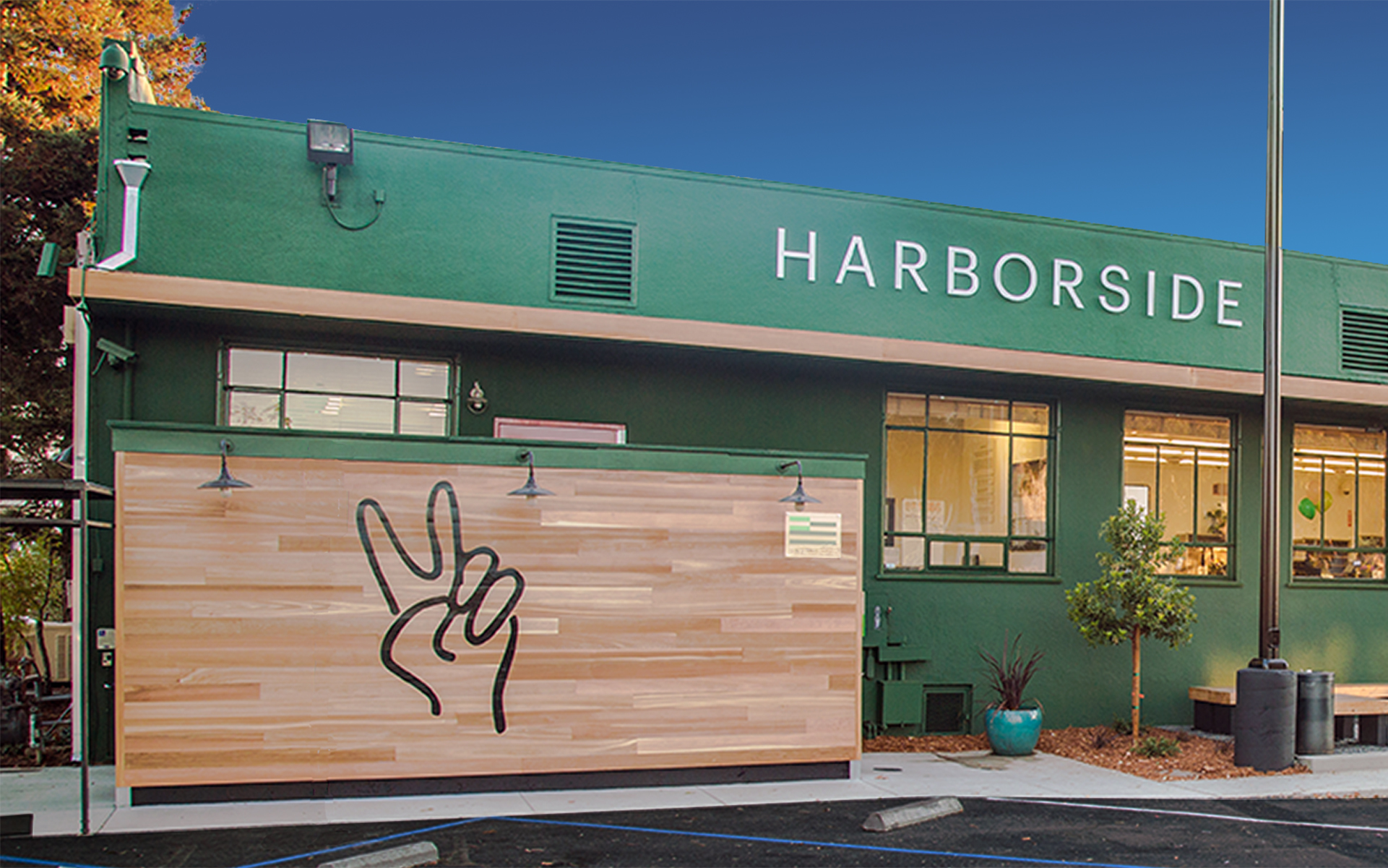 Oakland's Harborside stands among the top cannabis retailers in the world. (Harborside)