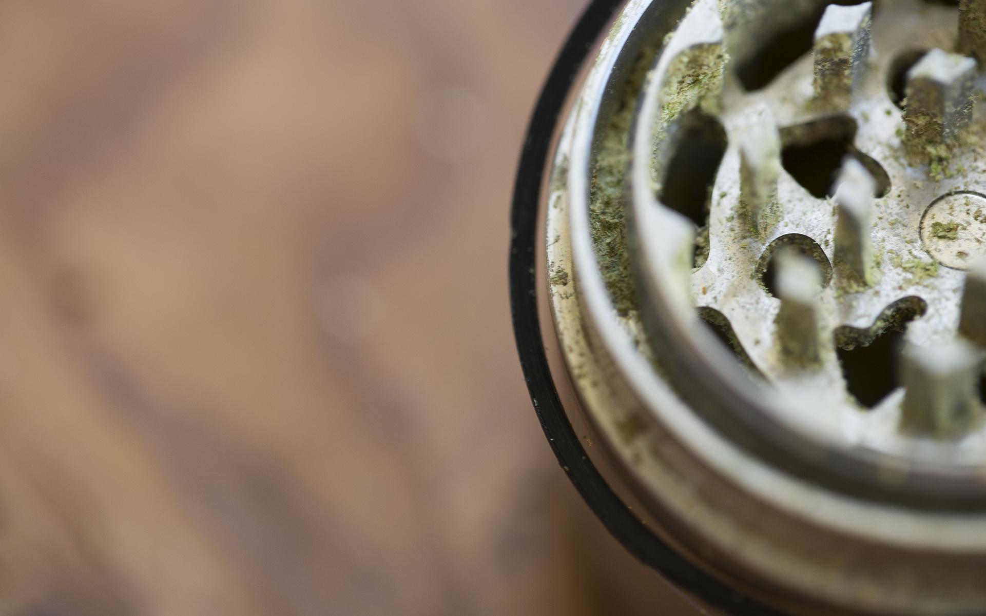 Stainless Steel Weed Grinder Image #4