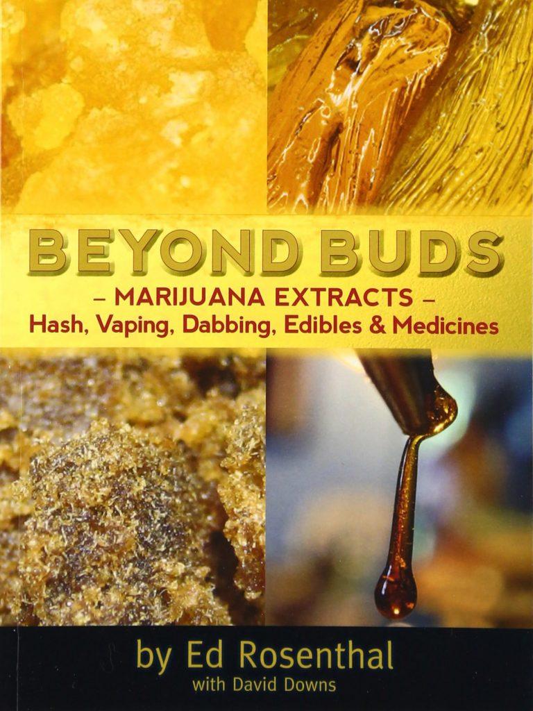 Weed book #11: Beyond Buds