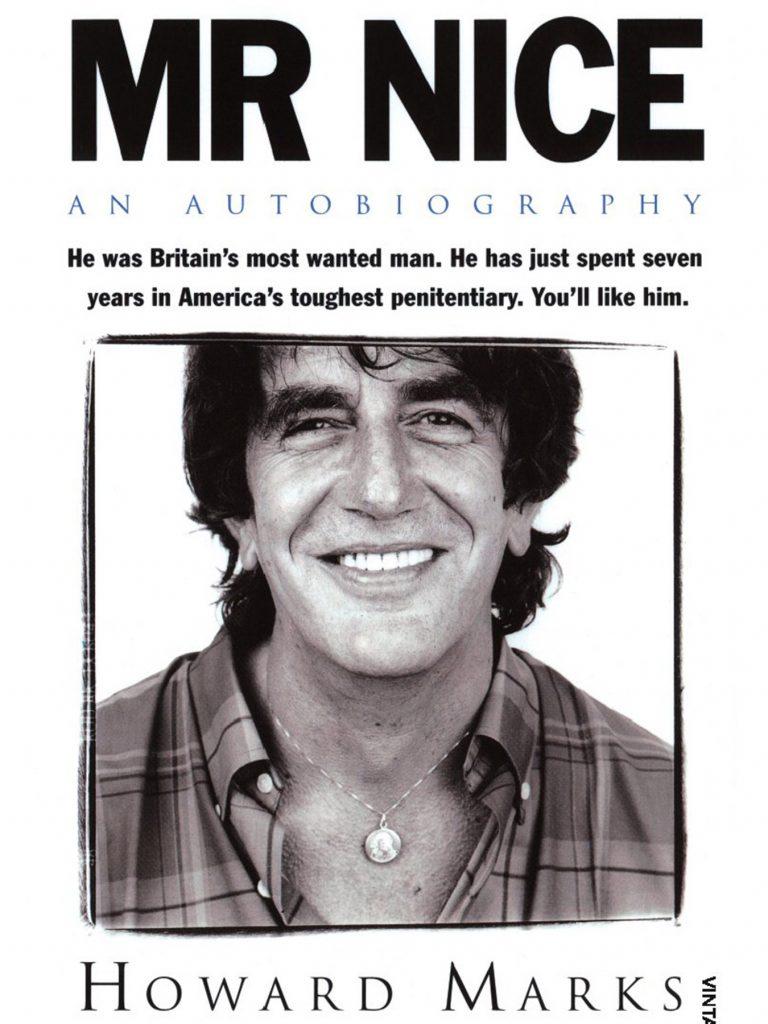 Marijuana book #5: Mr. Nice