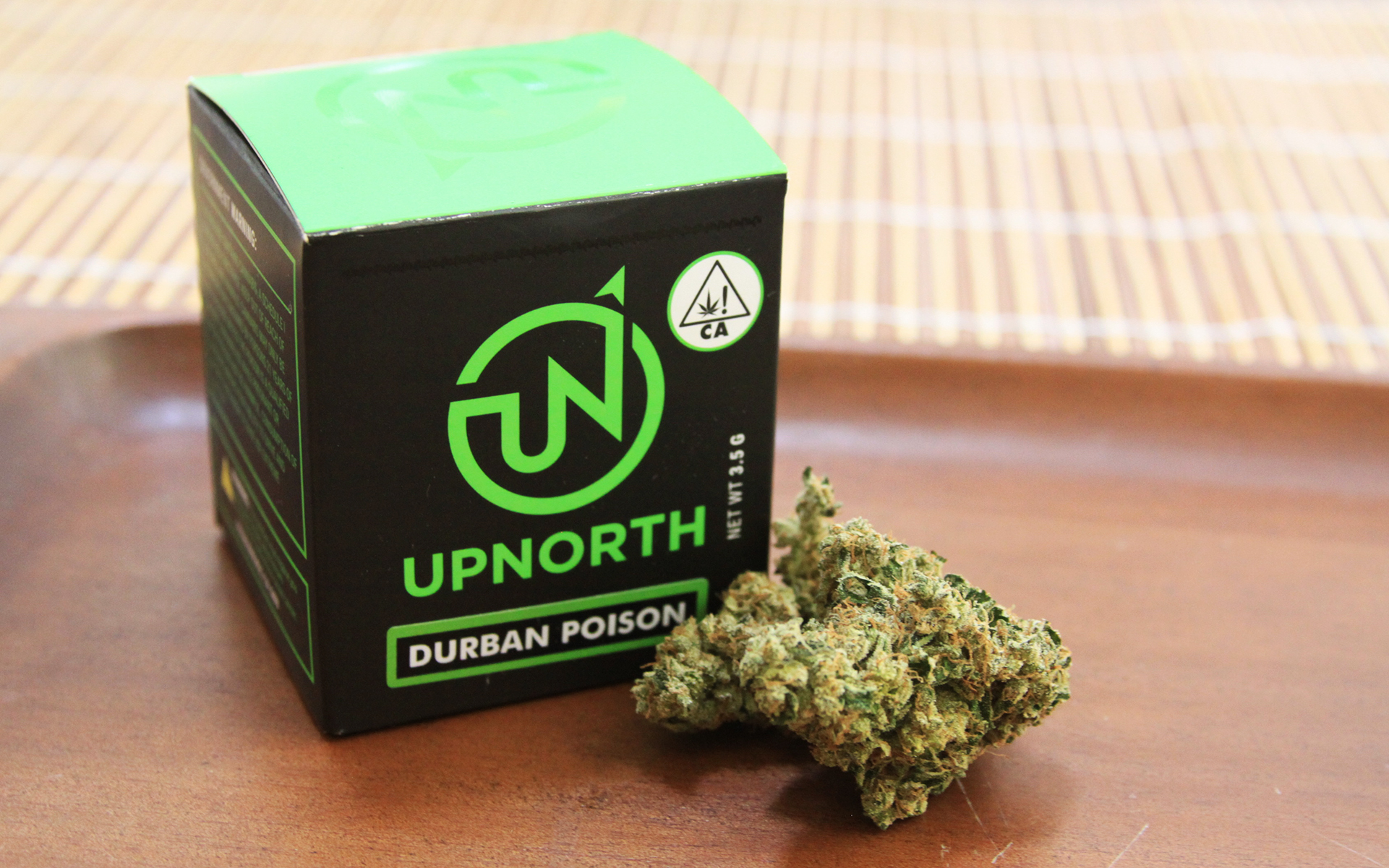 UpNorth is a leading flower brand that's passing increased testing standards. (Elise McDonough)