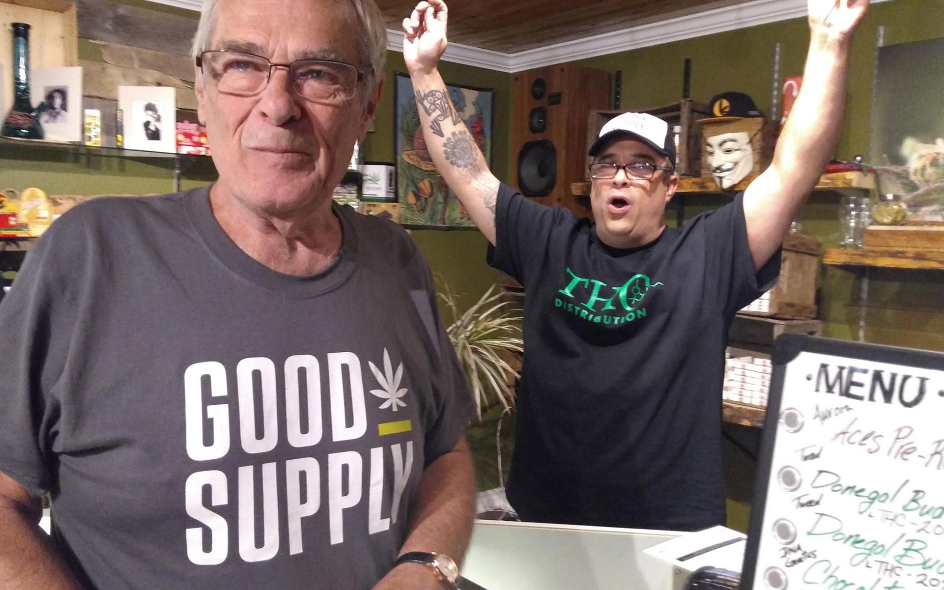 newfoundland legal cannabis st. johns