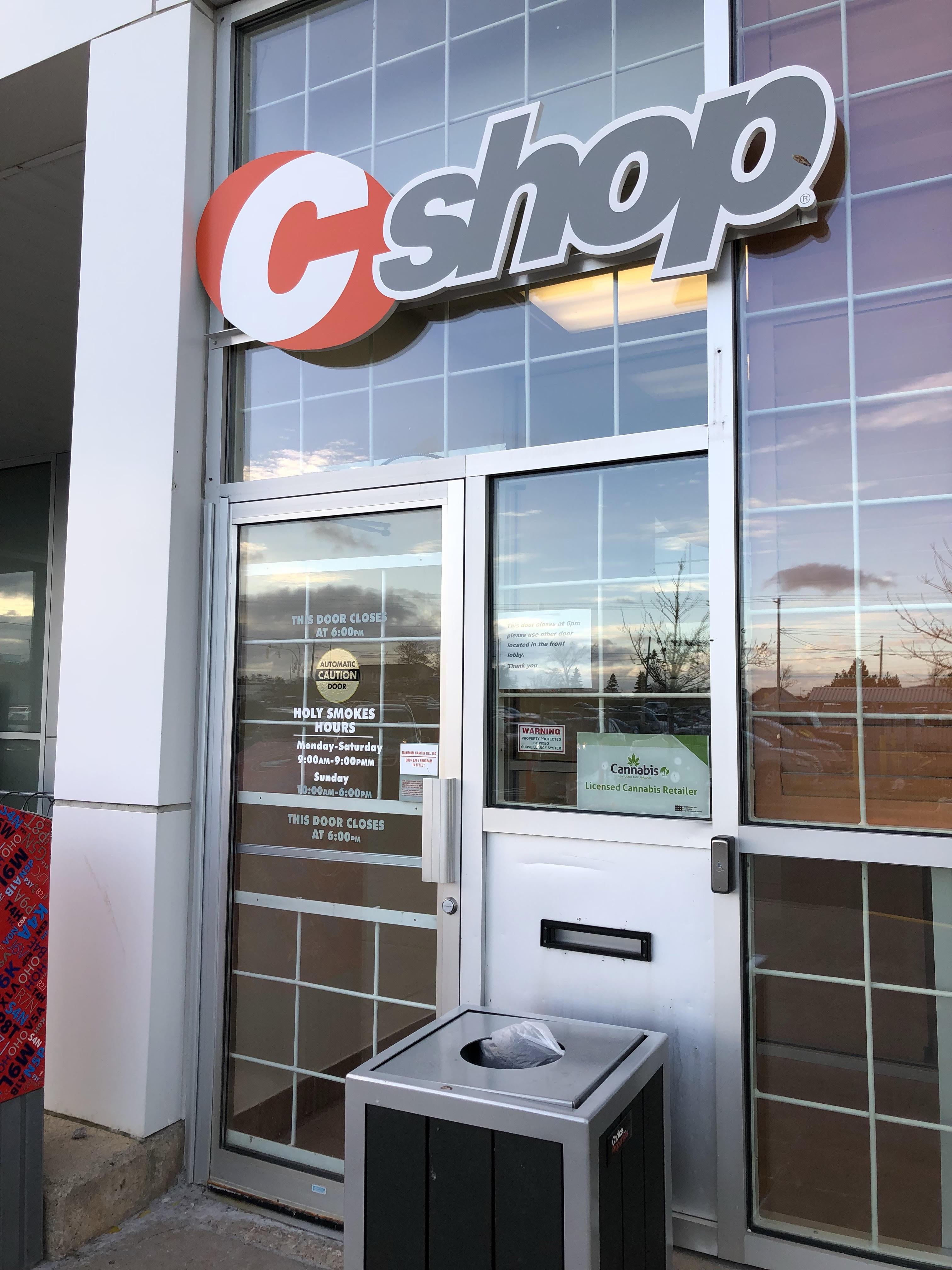 C-stop loblaw store