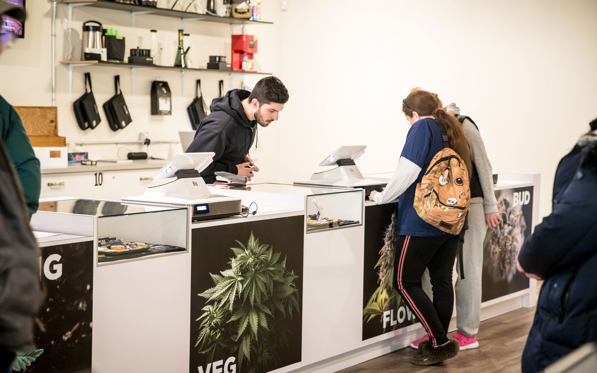 The Niagara Herbalist Ontario cannabis retail