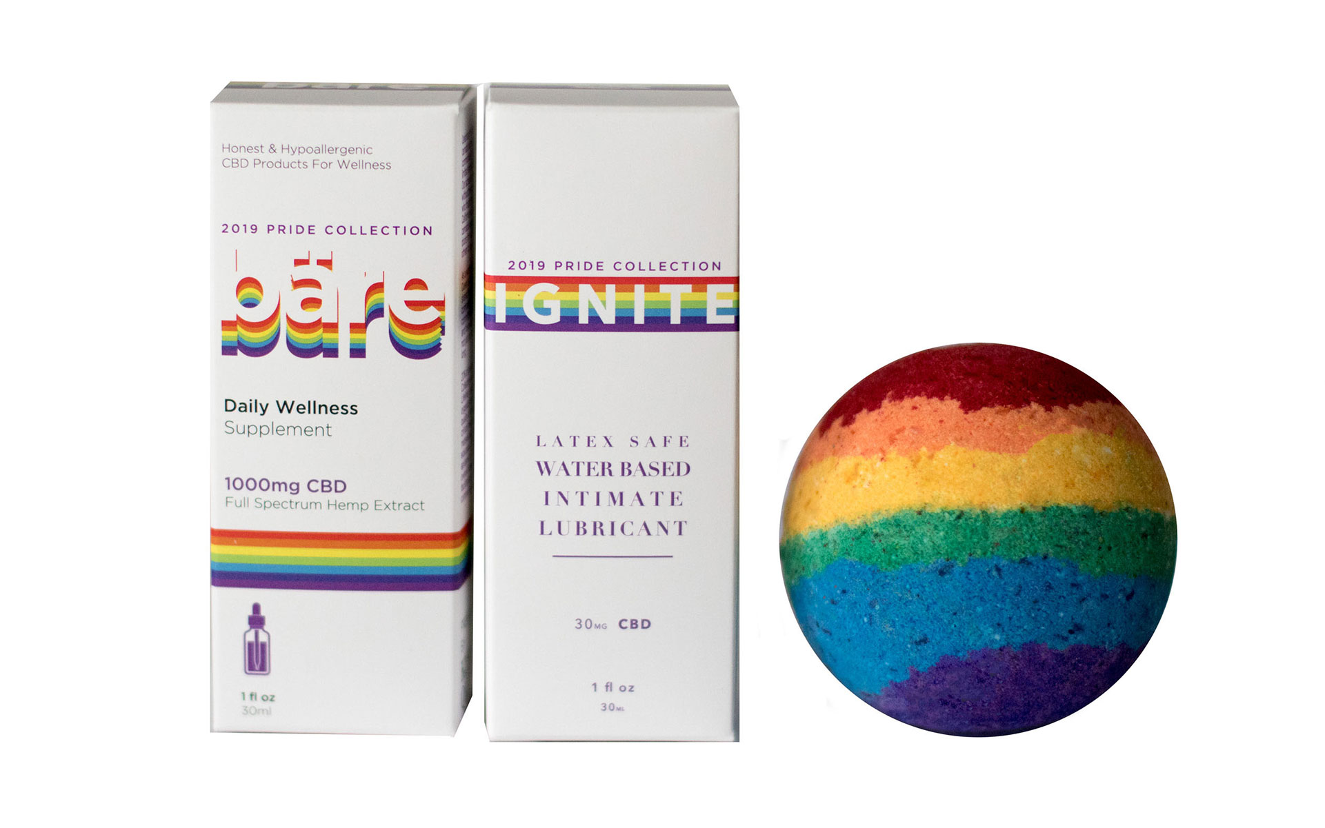 LGBT, Marijuana Community Unite in Pride Products like Kush Queen's Pride Pack