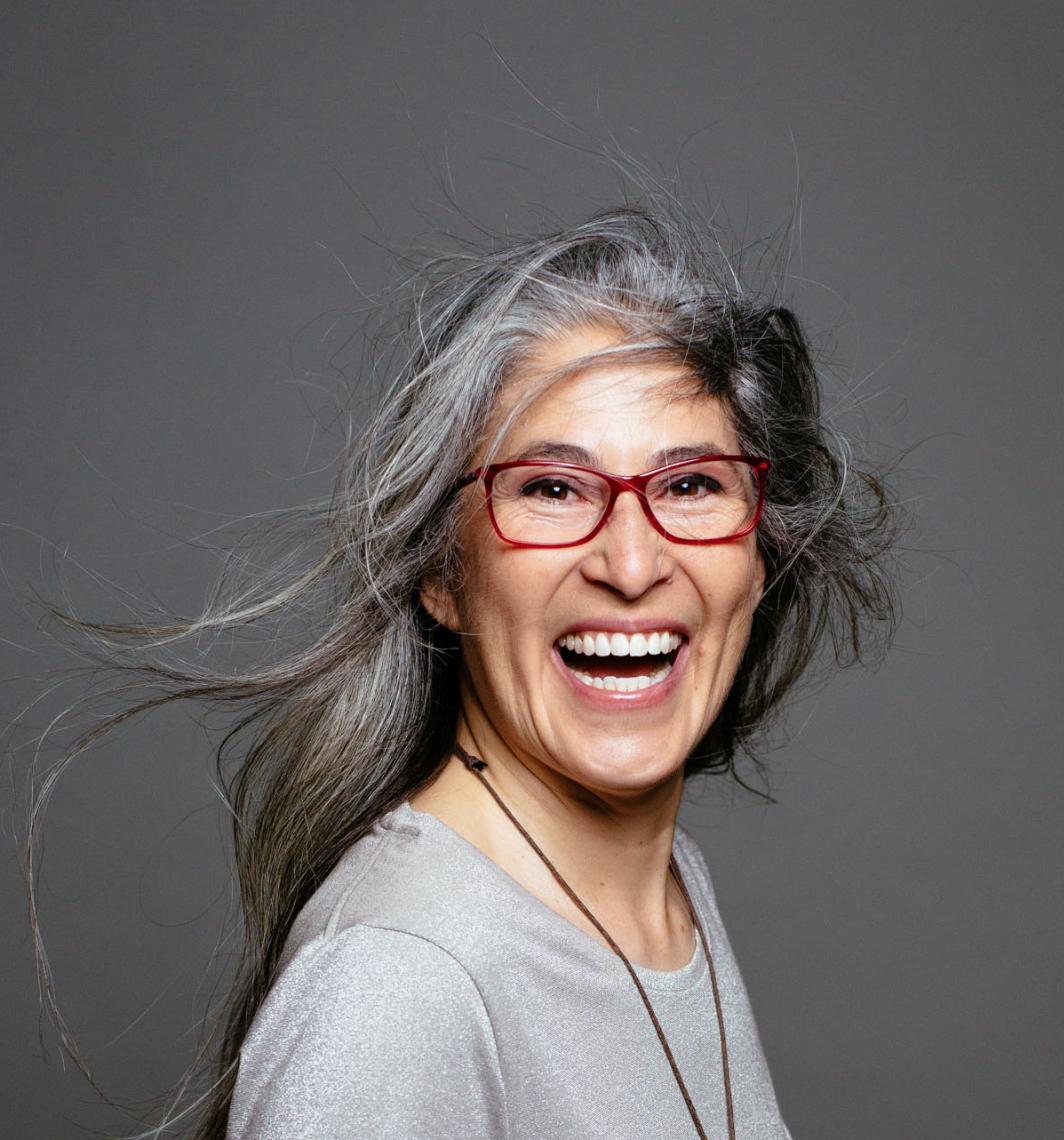 Author and cannabis educator Aliza Sherman