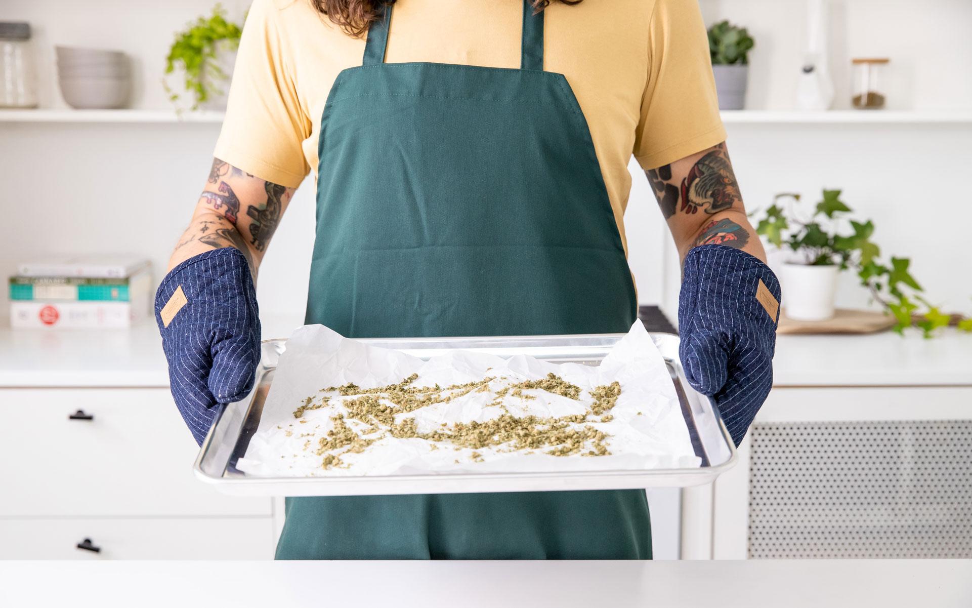 decarb chef oven recipe