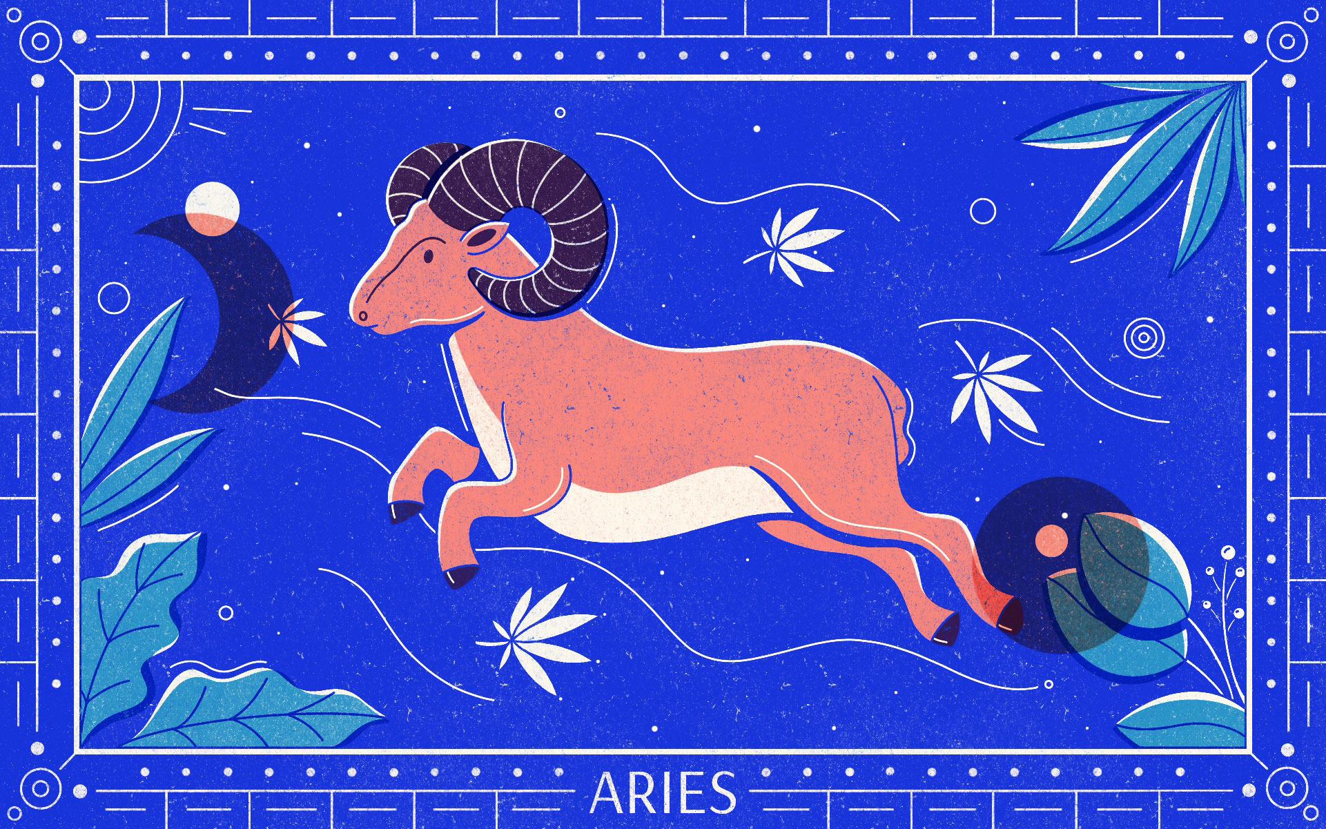 ARIES web Gillian Levine - Star signs and cannabis strains: July 2020 horoscopes