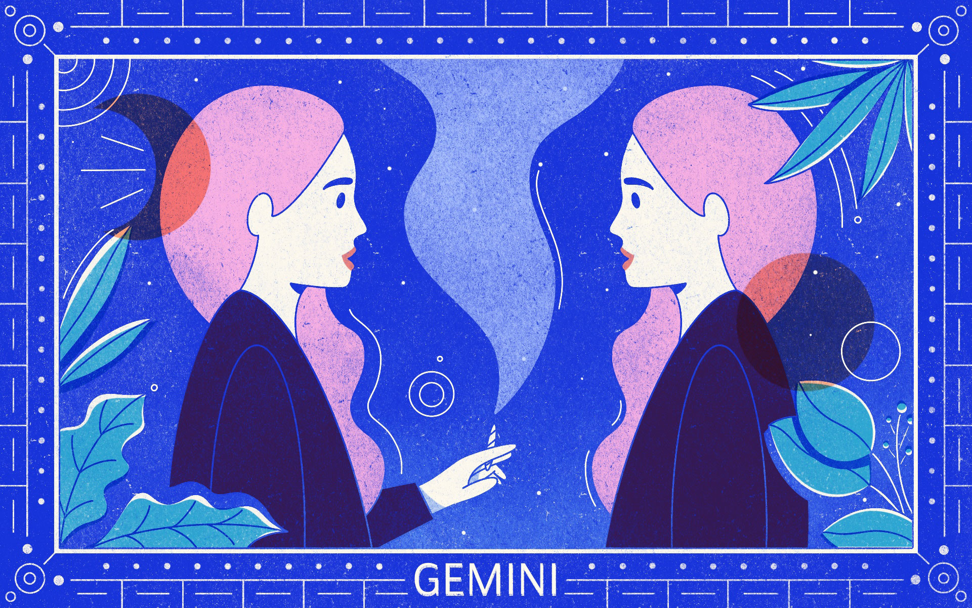 GEMINI web Gillian Levine - Star signs and cannabis strains: July 2020 horoscopes