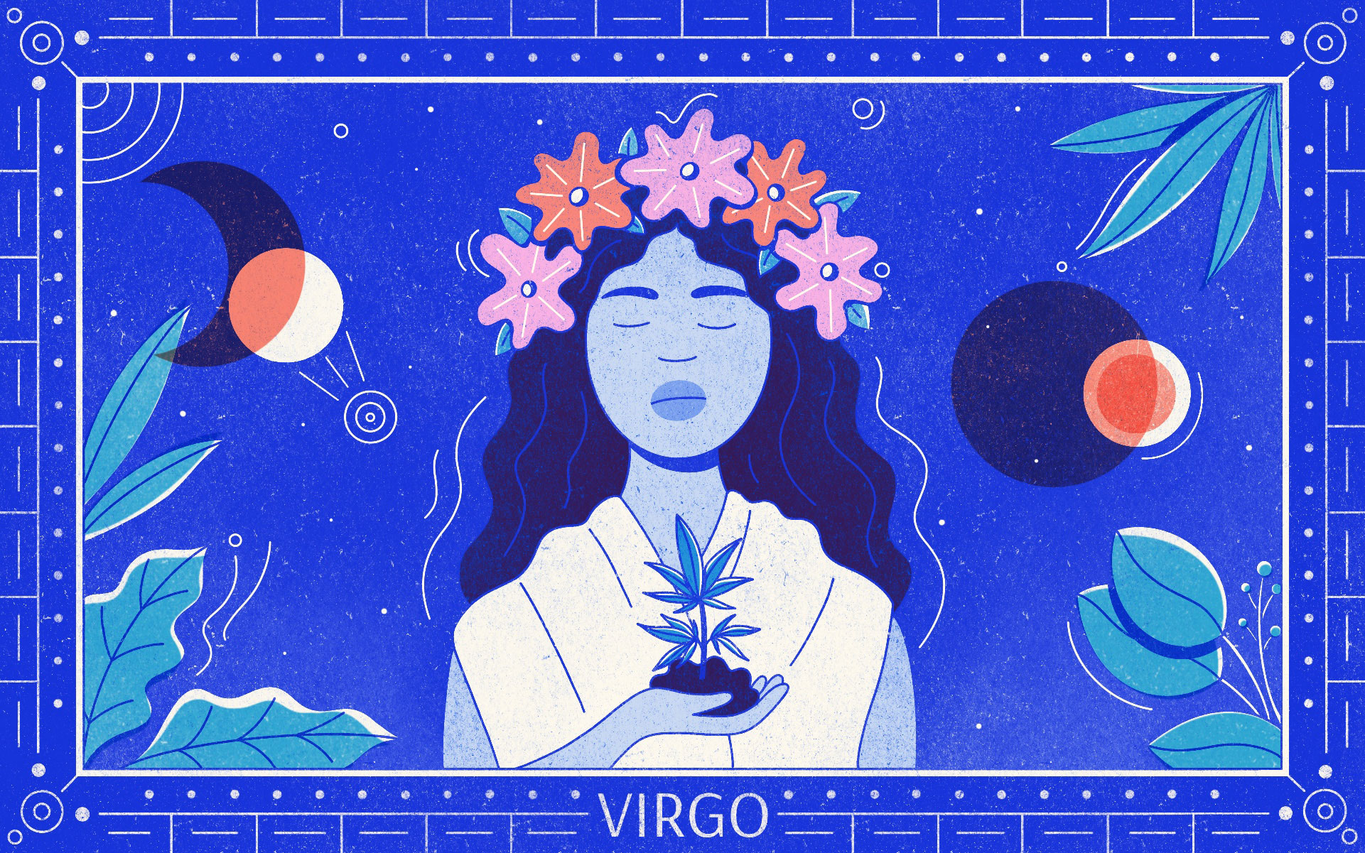 VIRGO web Gillian Levine - Star signs and cannabis strains: July 2020 horoscopes