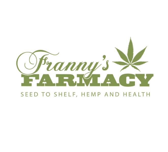 Franny's Farmacy logo