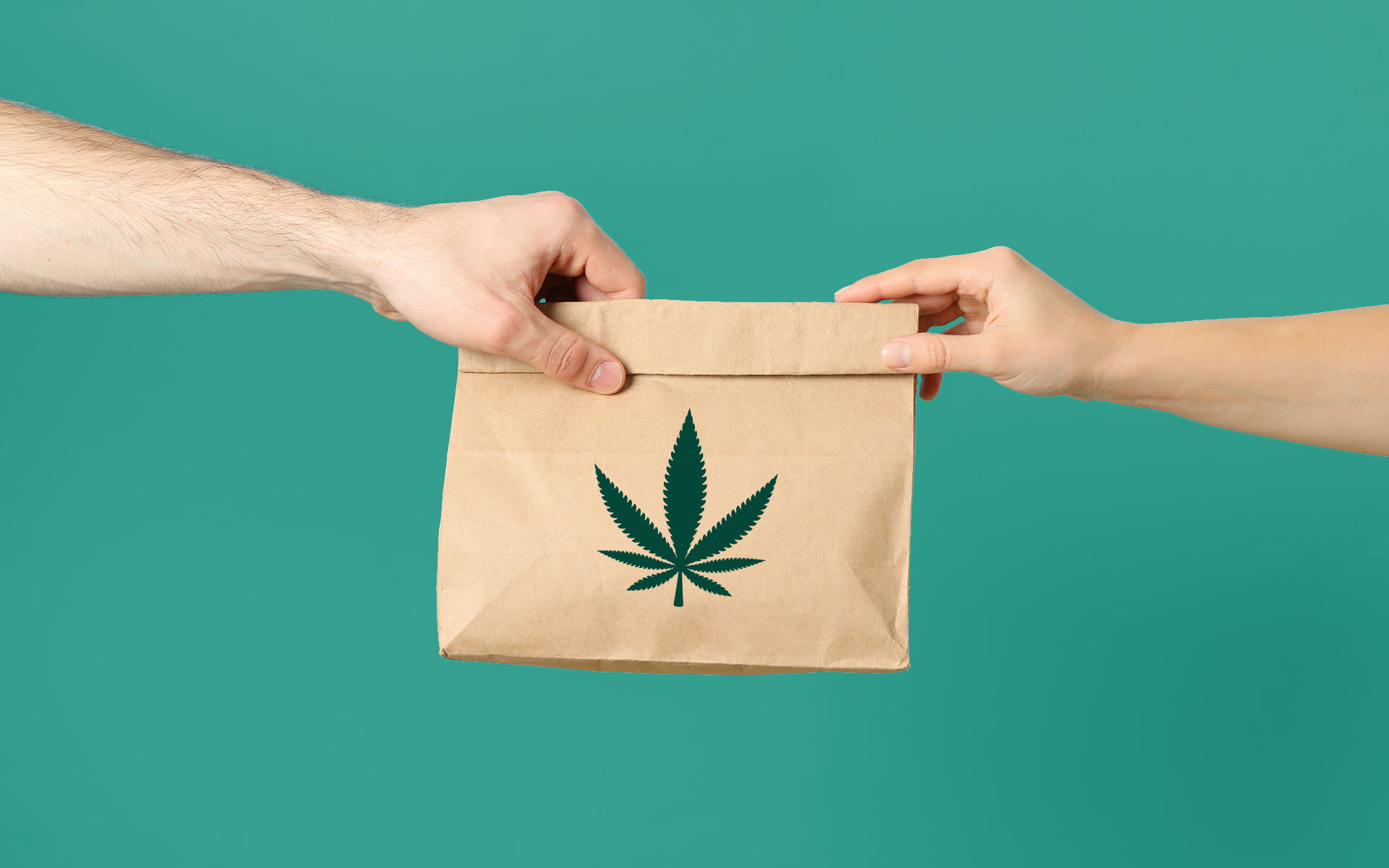 Cannabis store finds a way to deliver where delivery's not legal