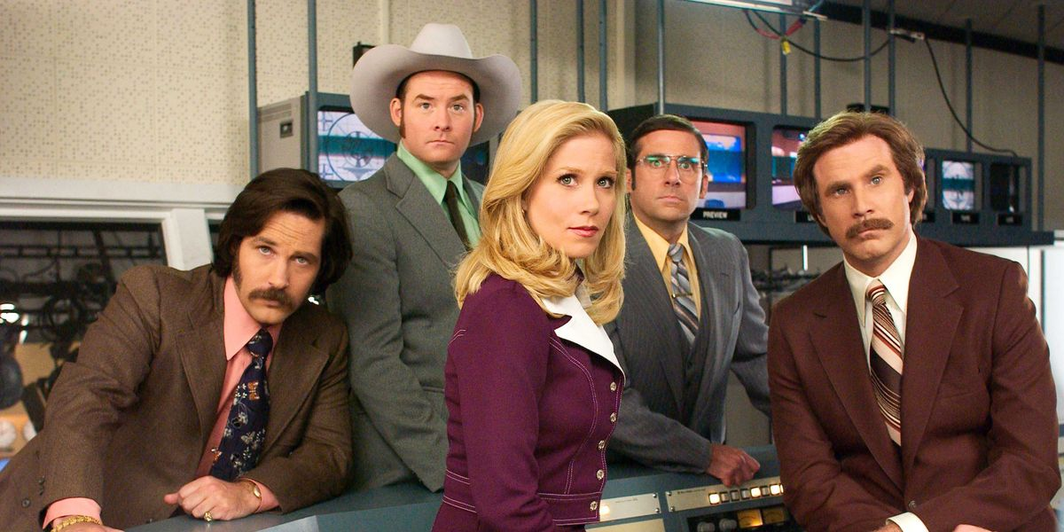 Cast of Anchorman