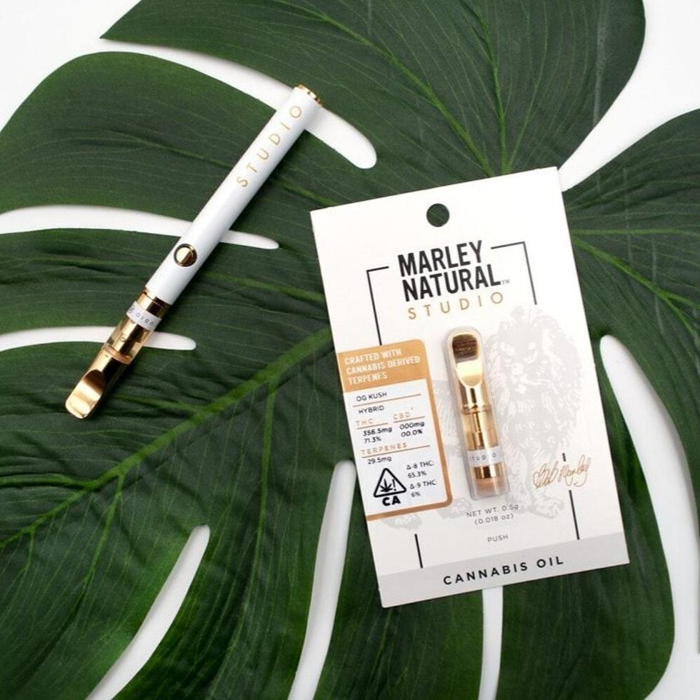 marley naturals, delta-8-thc